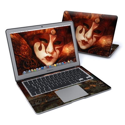 MacBook Air 13in Skin - To Rise Above