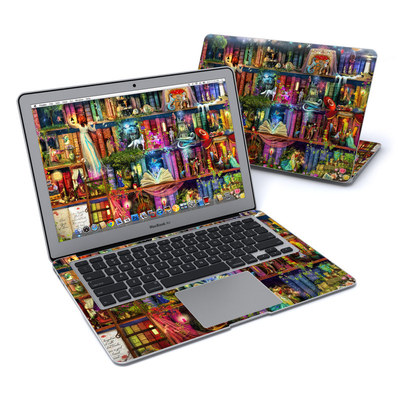 MacBook Air 13in Skin - Treasure Hunt