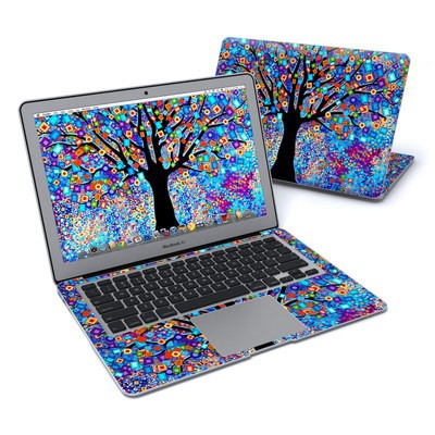 MacBook Air 13in Skin - Tree Carnival