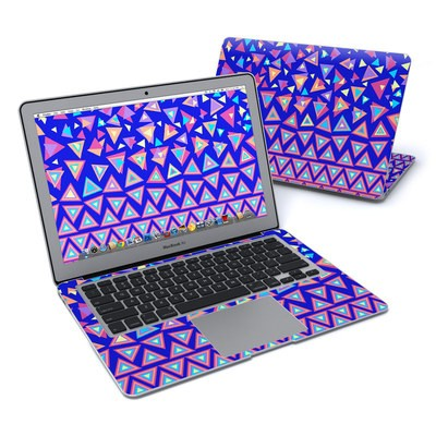 MacBook Air 13in Skin - Triangle Dance