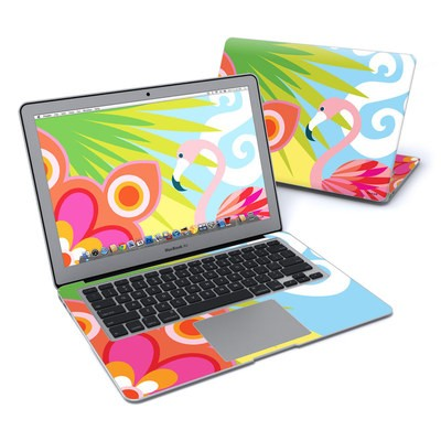 MacBook Air 13in Skin - Tropic Fantasia