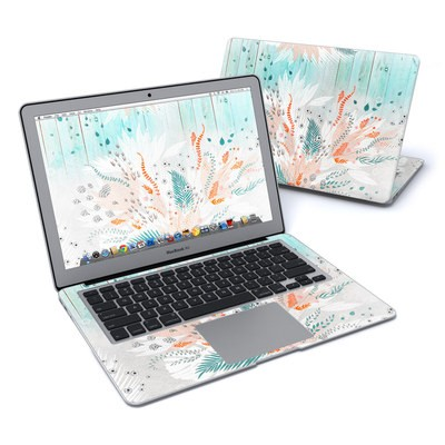 MacBook Air 13in Skin - Tropical Fern