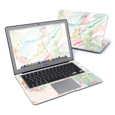 MacBook Air 13in Skin - Tropic Reef
