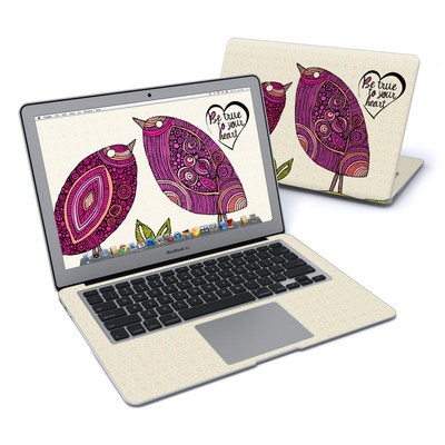 MacBook Air 13in Skin - True Birds