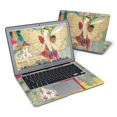 MacBook Air 13in Skin - Trust Your Dreams