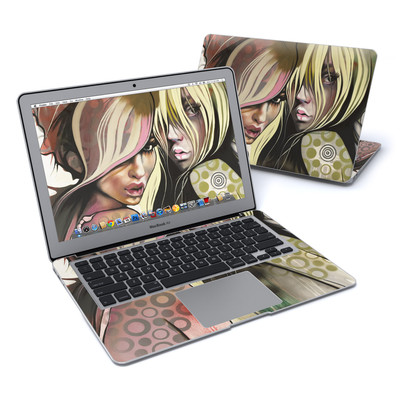 MacBook Air 13in Skin - Two Betties