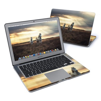 MacBook Air 13in Skin - Hornless Unicorns