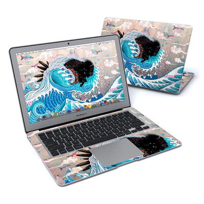 MacBook Air 13in Skin - Unstoppabull