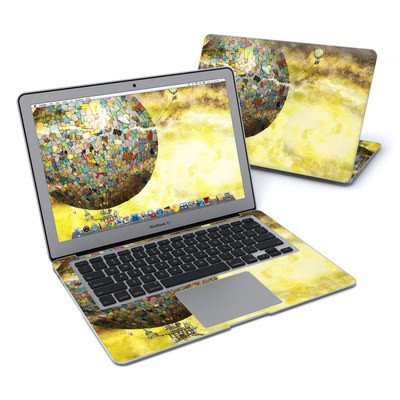 MacBook Air 13in Skin - Up Up and Away