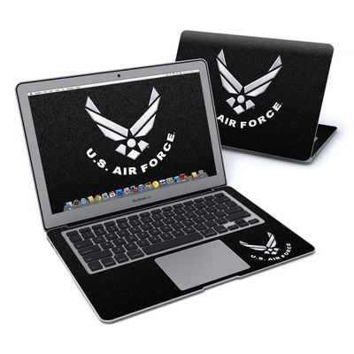 MacBook Air 13in Skin - USAF Black