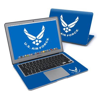 MacBook Air 13in Skin - USAF Blue