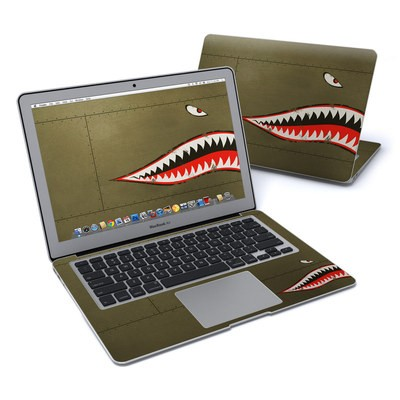 MacBook Air 13in Skin - USAF Shark