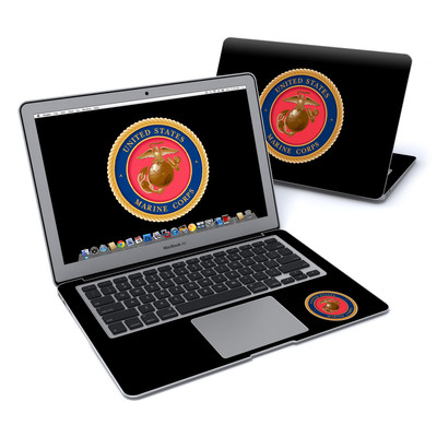 MacBook Air 13in Skin - USMC Black