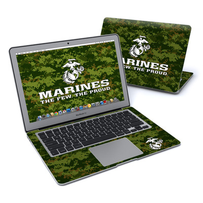 MacBook Air 13in Skin - USMC Camo