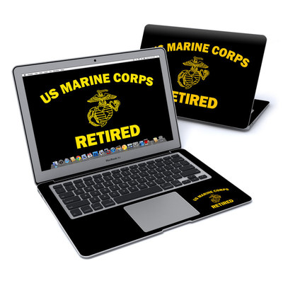 MacBook Air 13in Skin - USMC Retired