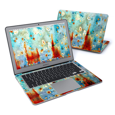 MacBook Air 13in Skin - Underworld