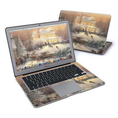 MacBook Air 13in Skin - Victorian Christmas