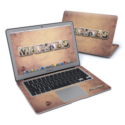 MacBook Air 13in Skin - Vintage Poster