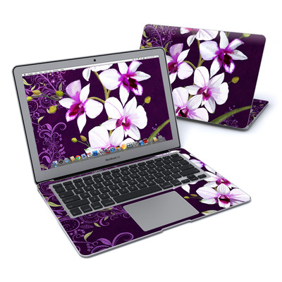 MacBook Air 13in Skin - Violet Worlds