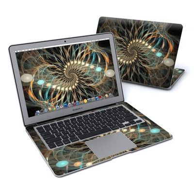MacBook Air 13in Skin - Vortex