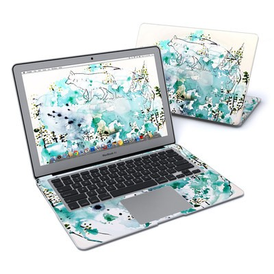 MacBook Air 13in Skin - Walker