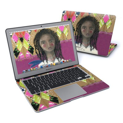 MacBook Air 13in Skin - Warrior of Love