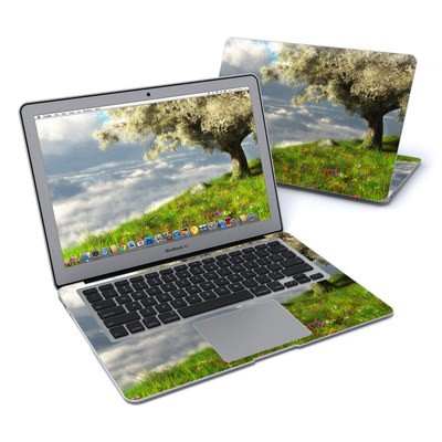 MacBook Air 13in Skin - World's Edge Spring