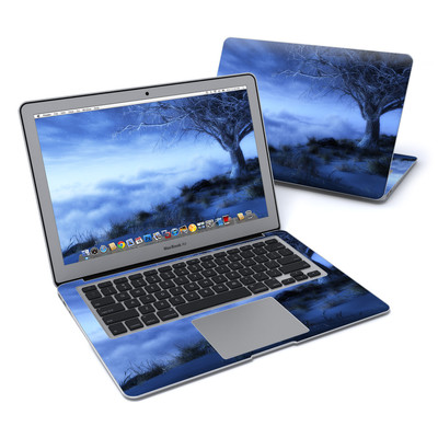 MacBook Air 13in Skin - World's Edge Winter