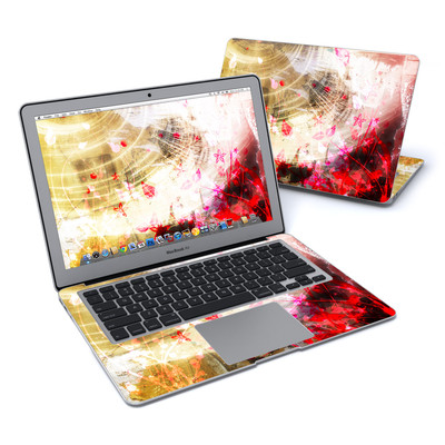 MacBook Air 13in Skin - Woodflower