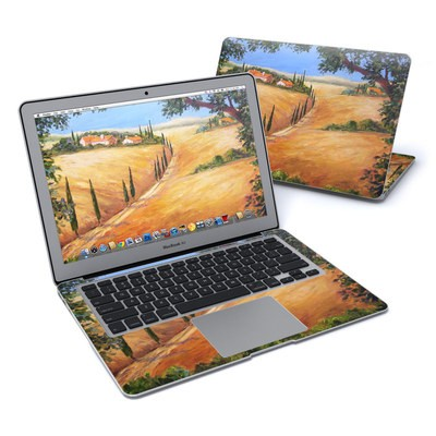 MacBook Air 13in Skin - Wheat Fields