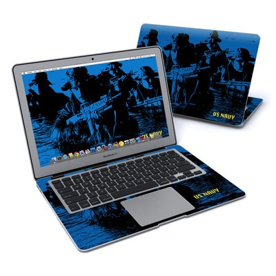 MacBook Air 13in Skin - Water Heist