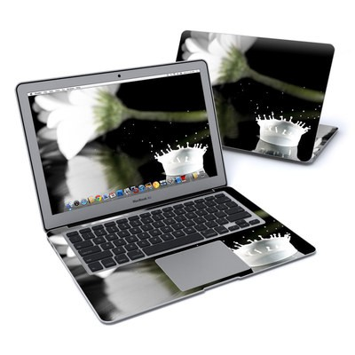 MacBook Air 13in Skin - White Crown