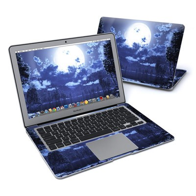 MacBook Air 13in Skin - Wintermoon