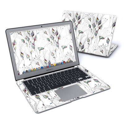 MacBook Air 13in Skin - Wildflowers