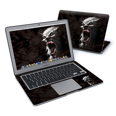 MacBook Air 13in Skin - Wolfman