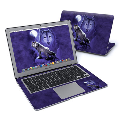 MacBook Air 13in Skin - Wolf