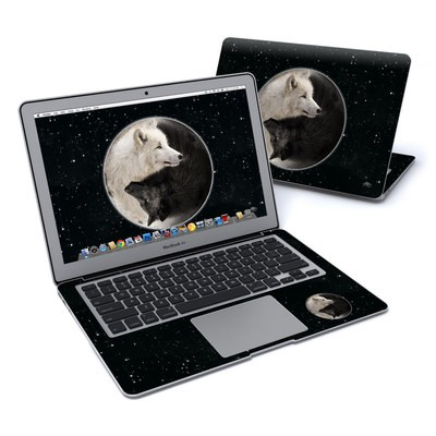 MacBook Air 13in Skin - Wolf Zen