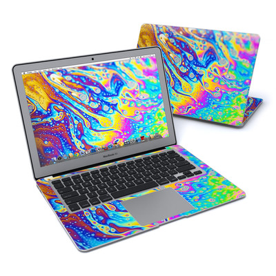 MacBook Air 13in Skin - World of Soap