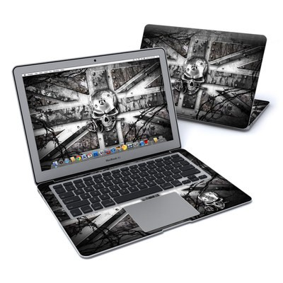 MacBook Air 13in Skin - Wrought Iron