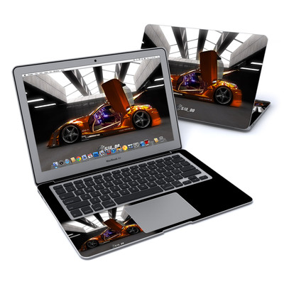 MacBook Air 13in Skin - Z33 Light