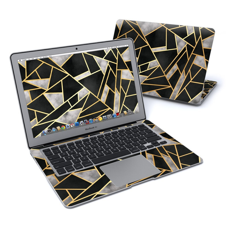 Macbook air 13in skin deco by kelly krieger decalgirl for Air deco