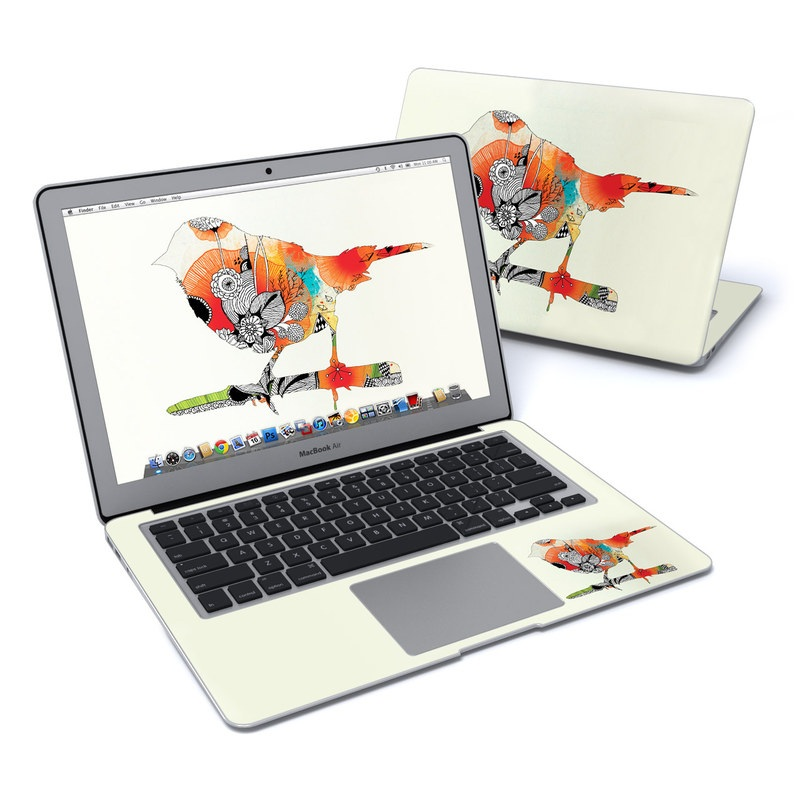 MacBook Air 13in Skin - Little Bird