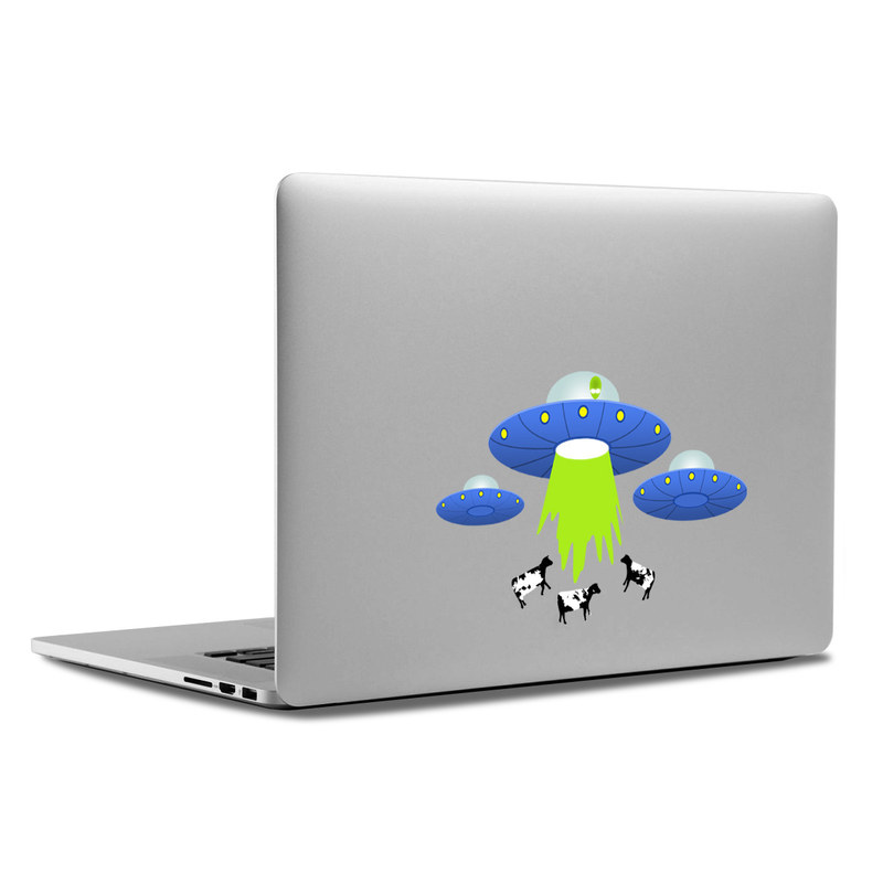 MacBook Decal - Aliens