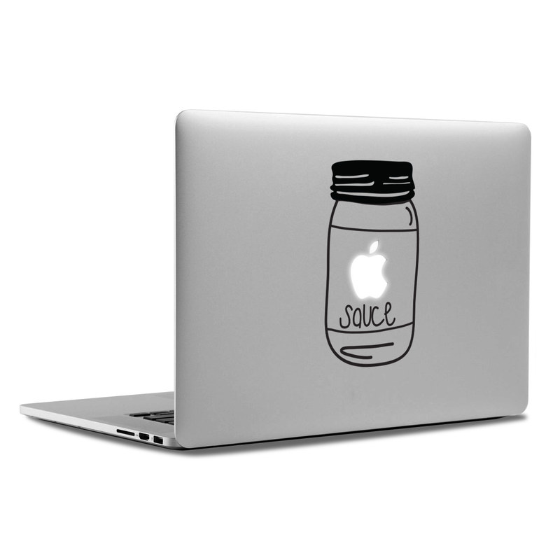 MacBook Decal - Applesauce