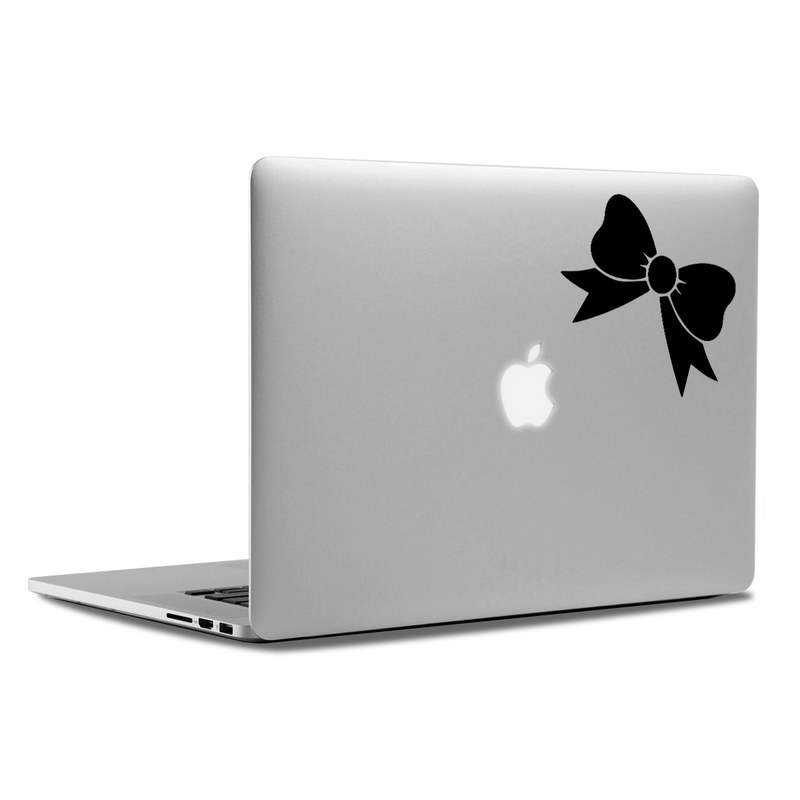 MacBook Decal - Bow