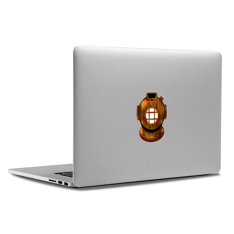 MacBook Decal - Deep Dive