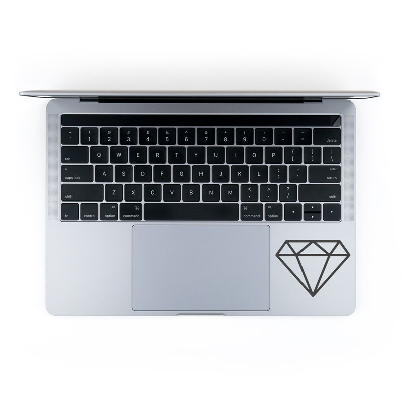 MacBook Decal - Diamond