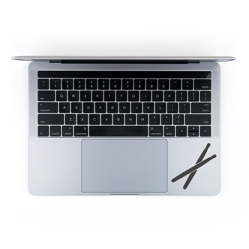 MacBook Decal - Drum Stick
