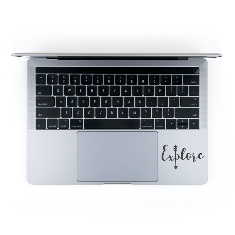 MacBook Decal - Explore