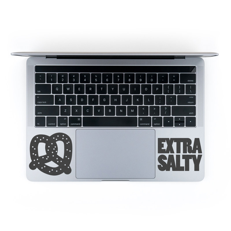 MacBook Decal - Extra Salty
